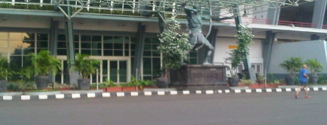 Istora Gelora Bung Karno (Istora Senayan) is one of All-time favorites in Indonesia.
