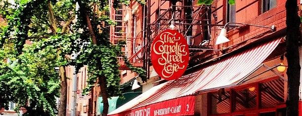Cornelia Street Cafe is one of Foodstuff.