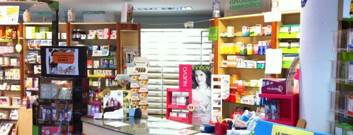 Farmacia Rosario Hernández Marrero is one of lomejordebenimaclet.com.