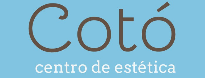Cotó is one of lomejordebenimaclet.com.