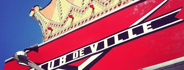 Club de Ville is one of Clubs, Pubs & Nightlife in ATX.