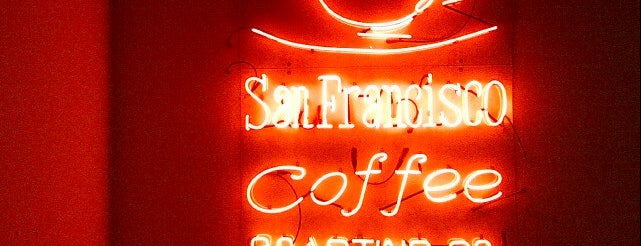 San Francisco Coffee Roasting Co. is one of Atlanta.