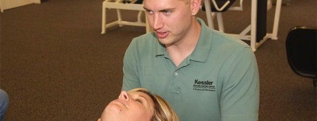 Kessler Rehabilitation is one of Medical Facilities.