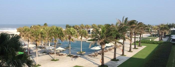 Hyatt Regency Danang Resort & Spa is one of du lịch - lịch sử.