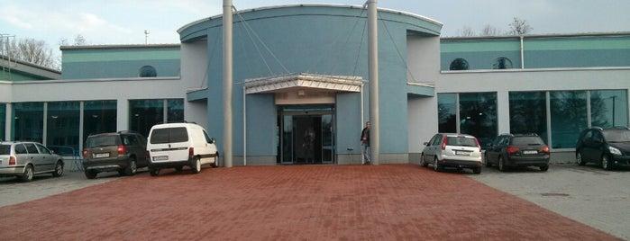 Aquapark Prešov is one of Prešov - The Best Venues #4sqCities.