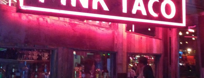 Pink Taco is one of Las Vegas Dining.