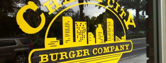 Charm City Burger Company is one of Yum yum.