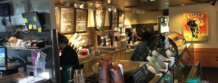 Starbucks is one of Starbucks - USA.