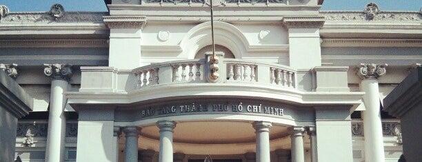 Bảo Tàng Thành Phố Hồ Chí Minh (Ho Chi Minh City Museum) is one of Good clean fun.