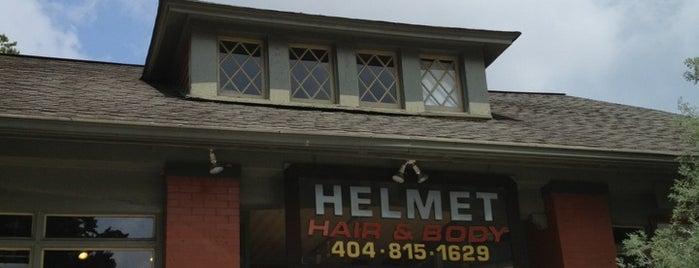 Helmet Hairworx is one of Beauty/Salon.