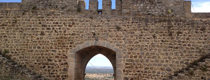 Castelo de Evoramonte is one of 1,000 Places to See Before You Die - Part 2.