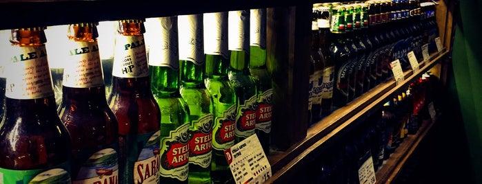 Dean's Bottle Shop is one of Shanghai.