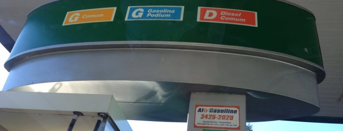 Posto Gasol (BR) is one of Lugares....