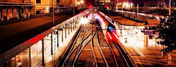 Stazione Bologna Centrale is one of Bologna City Badge - Bolognese.