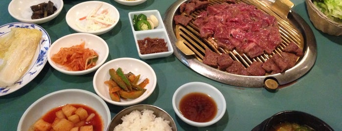 Hae Woon Dae BBQ is one of Late Night Dining Atlanta.
