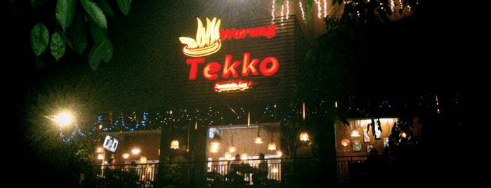 Warung Tekko is one of Agha_Jhon.