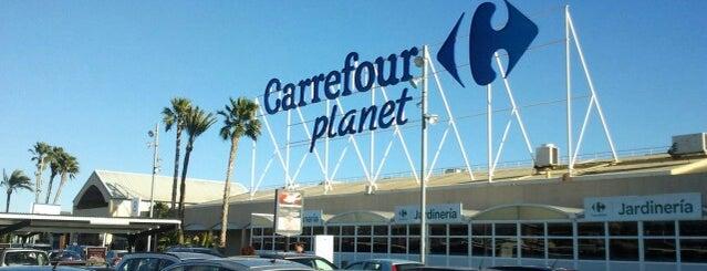 Carrefour San Juan is one of Tips de Oscar.