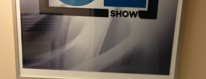 Studio 6A - The Dr. Oz Show is one of 2 do list # 2.