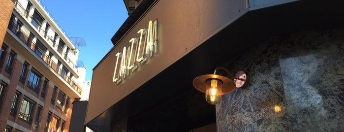 Zazza is one of Paris.