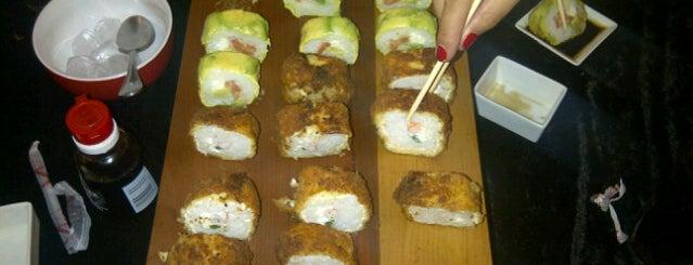 Sushi&mas is one of comida e.e.