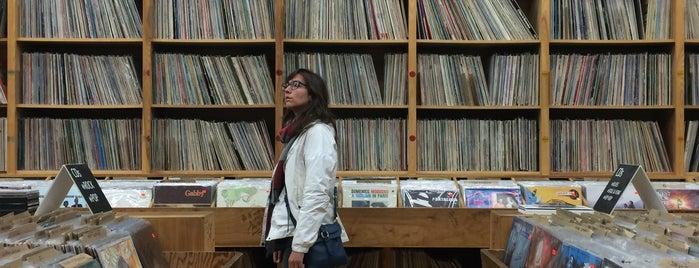 Bop Street Records is one of Record Stores To Remember.