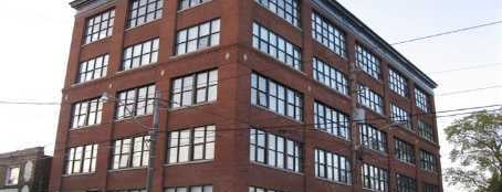Feather Factory is one of The Best Lofts & Condo Buildings in Toronto.