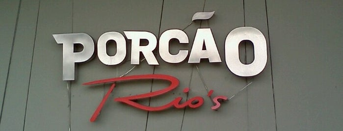 Porcāo is one of Restaurantes.