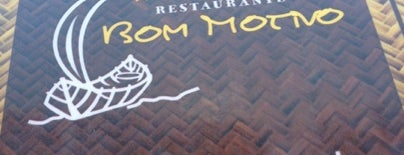 Restaurante Bom Motivo is one of Top 10 restaurants when money is no object.