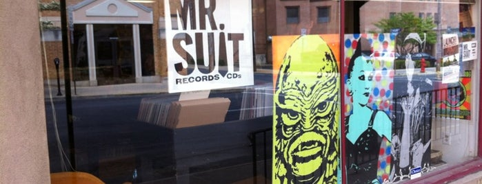 Mr. Suit Records is one of Lancaster.