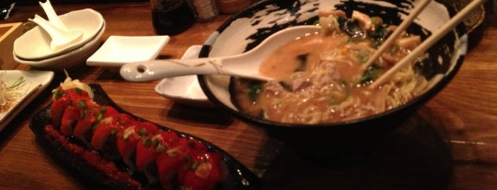 Robata JINYA is one of Top 50 restaurants in LA.