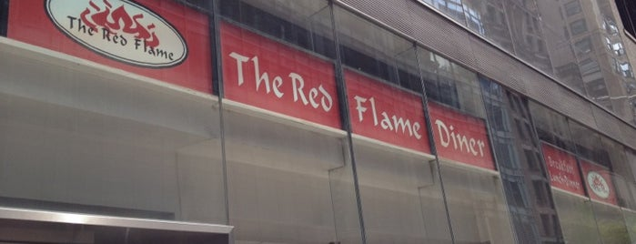 The Red Flame is one of NY Old Favorites.