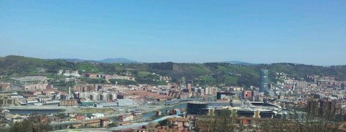 Kobetamendi is one of let's get Bilbao's badge (Spain) #4sqCities.