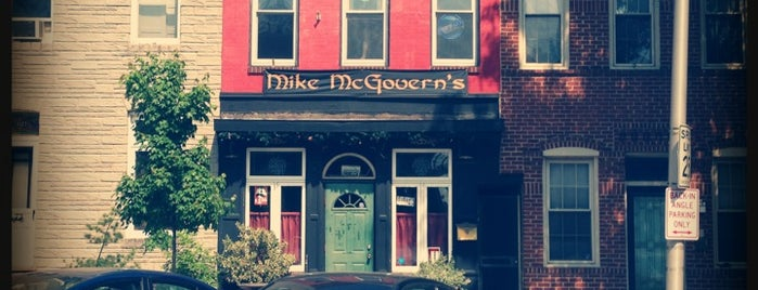 Mike McGovern's Irish Pub is one of Canton Tour.