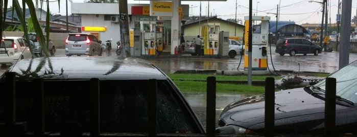 Shell Telok Panglima Garang is one of Petrol,Diesel & NGV Station.