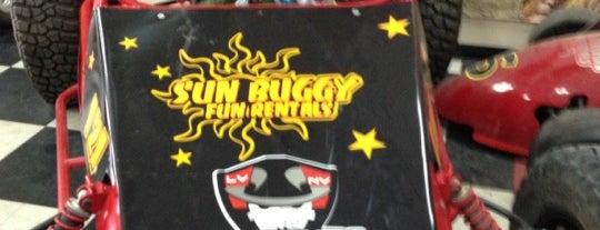 Sun Buggy Fun Rentals is one of Las Vegas Outdoors.