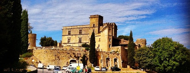 Château de Lourmarin is one of Trips / Vaucluse, France.