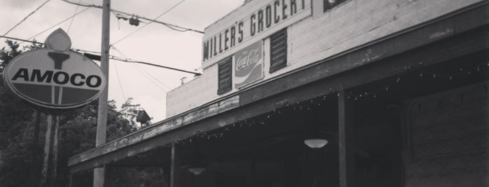 Miller's Grocery is one of Top 10 favorites Restaurants in Murfreesboro, TN.