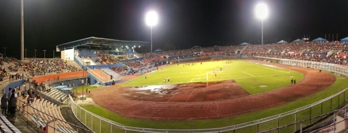 Stadium Tan Sri Dato' Hj Hassan Yunos is one of Favorite Great Outdoors.