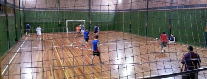Ginasio Club Atletico Nacional is one of Meus locais.