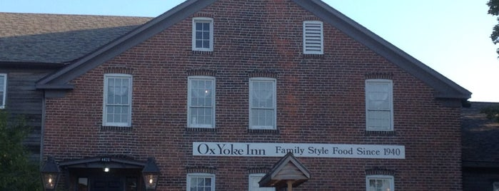 Ox Yoke Inn is one of Best Places to Check out in United States Pt 2.