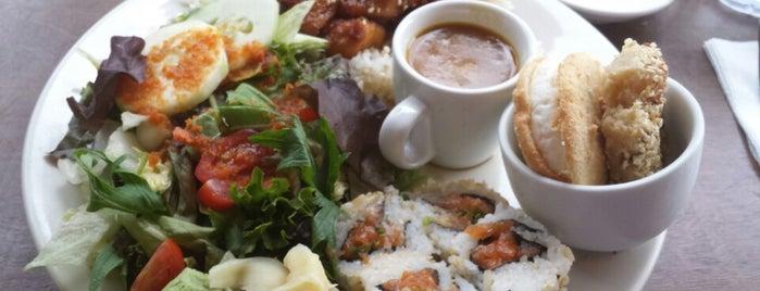 Yuko Kitchen is one of Top 50 restaurants in LA.