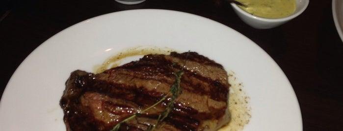 The Bull Steak Expert is one of Steak in London.