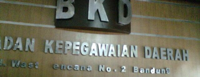 Badan Kepegawaian Daerah (BKD) is one of Place3.