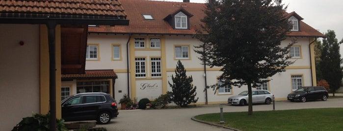 Glasl's Landhotel is one of Hotels.