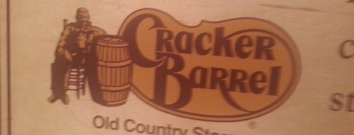 Cracker Barrel Old Country Store is one of My Favorite Places To Eat.