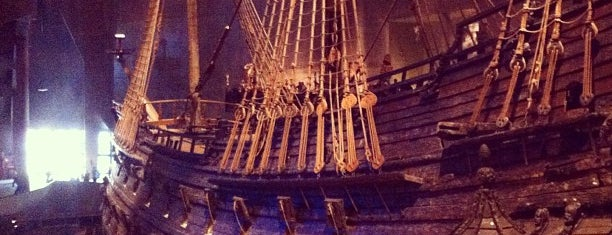 The Vasa Museum is one of Places I travel!.