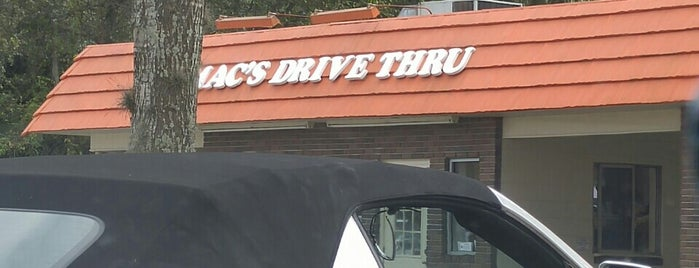 Mac's Drive Thru is one of Gainesville.
