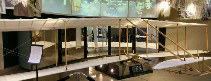 Dayton Aviation Heritage National Historical Park is one of Welker Studio's Culture Class.
