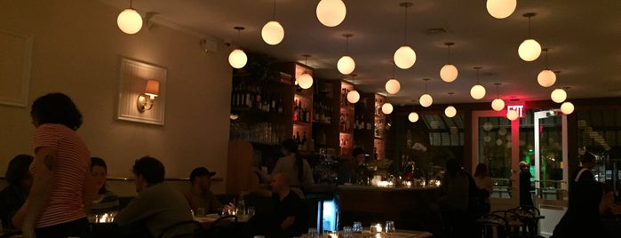 Jack's Wife Freda is one of NYC Eats To Try.