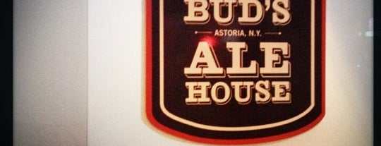 Bud's Ale House is one of Astoria-Astoria!.